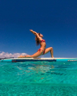 PADDLE YOGA Y PILATES
