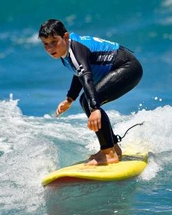 BAUTIZO SURF NIÑOS