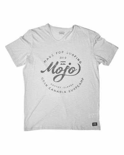 Camiseta Premium - Gris