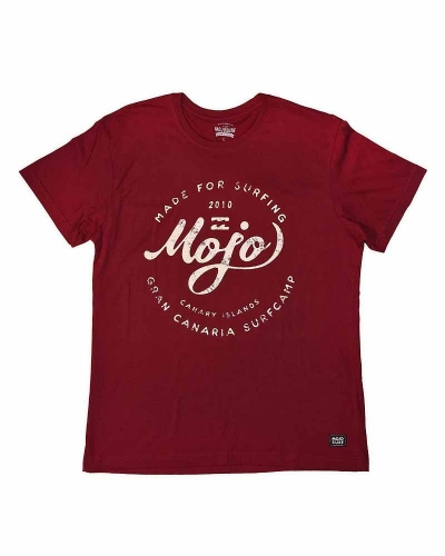 Camiseta Urban - Granate
