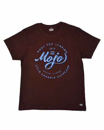 Camiseta Urban - Chocolate