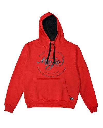 Sweter Urban Hoodie - Red