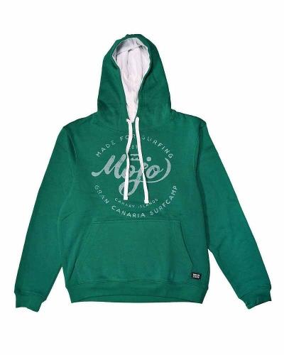 Sweter Urban Hoodie - Green