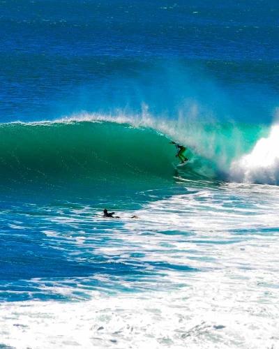 SOLO GUÍA DE SURF