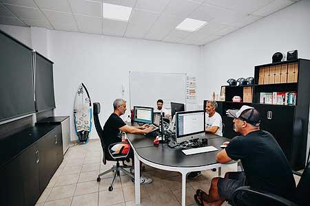 Centro de investigación y Desarrollo para el Surf