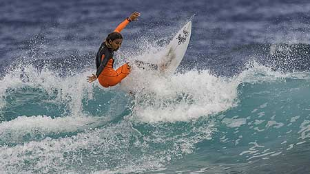Nivel 5 surf