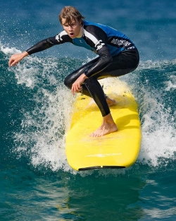 CLASSES SURF CHILDREN