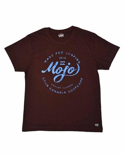 Camiseta Urban - Chocolate