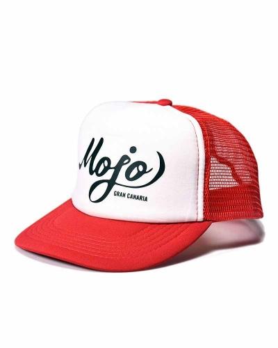 Mojo Tracker Cap - Red