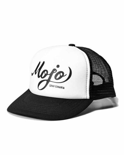 Mojo Tracker Cap - Black