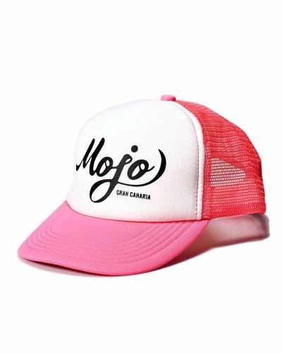 Mojo Tracker Cap - Pink